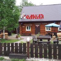 отель Емеля, hotel in Zelenaya Polyana