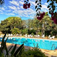 Praia Sol Hotel, hotel en Santa Terezinha de Itaipu
