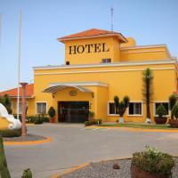 Zar San Luis Potosi, hotel en San Luis Potosí