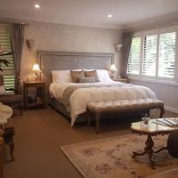 Villa d'Amour at Maison Belle Retreat, hotel in Mount Dandenong