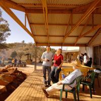 Skytrek Willow Springs Station, hotel em Flinders Ranges