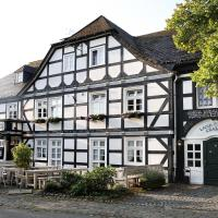 Landhotel & Gasthof Cramer, отель в городе Варштайн