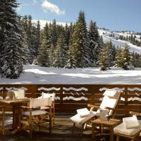 Hotel Le Palace des Neiges, hotel in Courchevel