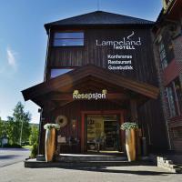 Lampeland Hotel, готель у місті Lampeland