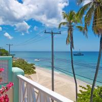 Coral Sands & Carib Edge, AC beach condos, hotel in Saint Peter