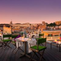 Singer Palace Hotel, hotel in Pantheon, Rome