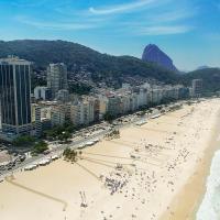 Hilton Copacabana Rio de Janeiro, hotel v destinácii Rio de Janeiro