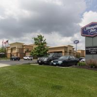 Hampton Inn Columbus-South, hotel in Grove City
