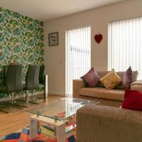 Trumpington Townhouse - 5 mins walk to Addenbrookes & Papworth hospitals with free Parking and Sleeps 6