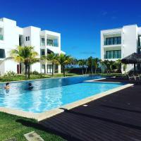 Charmoso apartamento Iberostate - Praia do Forte
