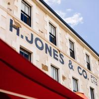 The Henry Jones Art Hotel, hotel in Hobart