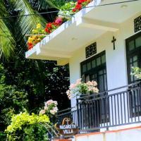 Nasareth Villa Unawatuna, отель в Галле