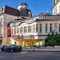 Hotel Continental, hotel in Mariánské Lázně