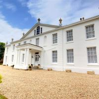 Luxury holiday home in Barnstaple with swimming pool