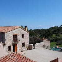 Spacious Farmhouse in El Bruc with Swimming Pool