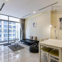 Luxury Vinhomes Apartment - The Art White House