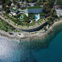 Grand Hotel Del Mare Resort & Spa, hotell i Bordighera