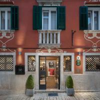Hotel Angelo d'Oro, hotel in Rovinj