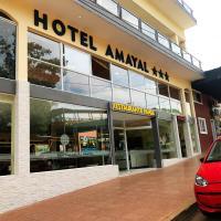 Hotel Amayal, hotel in Puerto Iguazú