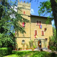 Castello Cortevecchio, hotel a Gubbio