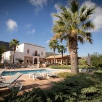 Hotel Cal Naudi, hotel a les Cases d'Alcanar