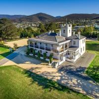 Claremont House, hotel em Hobart