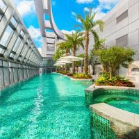 Caesar Park Hotel Banqiao, отель в Тайбэе