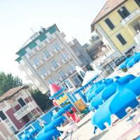 Hotel Alsen, hotel a Rimini, Viserbella