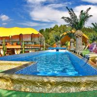 Malibu, hotel in Sorokino