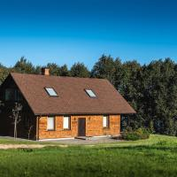 """Viesnīca Lakeside holiday house """"Beavers"""" pilsētā Leitāni"""