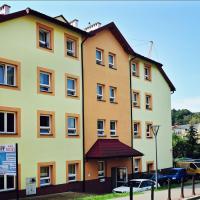 Centrum Promocji Zdrowia Sanvit – hotel w mieście Sanok