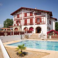Hôtel & Résidence Vacances Bleues Orhoïtza, hôtel à Hendaye