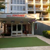 Hotel Semiramis, hotel din Saturn