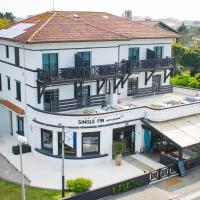 Single Fin Hotel & Lodge, hotel in Mimizan-Plage
