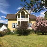Villa Holmen, hotel in Balestrand