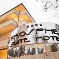 Atmosphere Suite Hotel, hotel a Rimini, Miramare