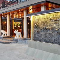 Laos Haven Hotel, hotel in Vang Vieng