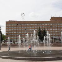Podmoskovye Podolsk, hotel in Podolsk