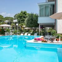 Hotel Ridolfi, отель в городе Милано-Мариттима