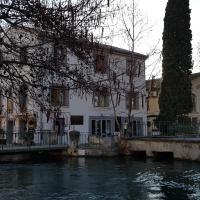 Olive- Vaste appartement donnant sur la Sorgue