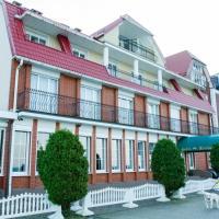 Seestern Hotel, отель в Светлогорске