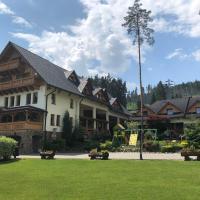 Slanický Dvor, hotel in Námestovo