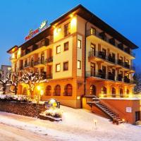 Euro Youth Hotel & Krone, отель в городе Бадгастайн