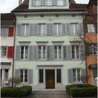 Lakeview Suite in Triplex in Zug's Altstadt