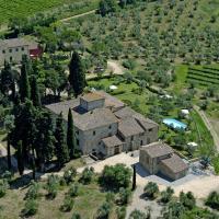 Appartamenti Tenuta Villa Barberino, hotell i San Casciano in Val di Pesa