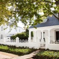 River Manor Boutique Hotel, hotel in Stellenbosch