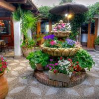 Hotel Almadraba, מלון בסהרה דה לוס אטונס