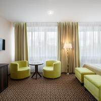 Ural Hotel, hotel in Yekaterinburg