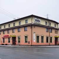 Hotel Isora, отель в Остраве