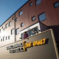 Svalbard Hotell | The Vault, hotel in Longyearbyen